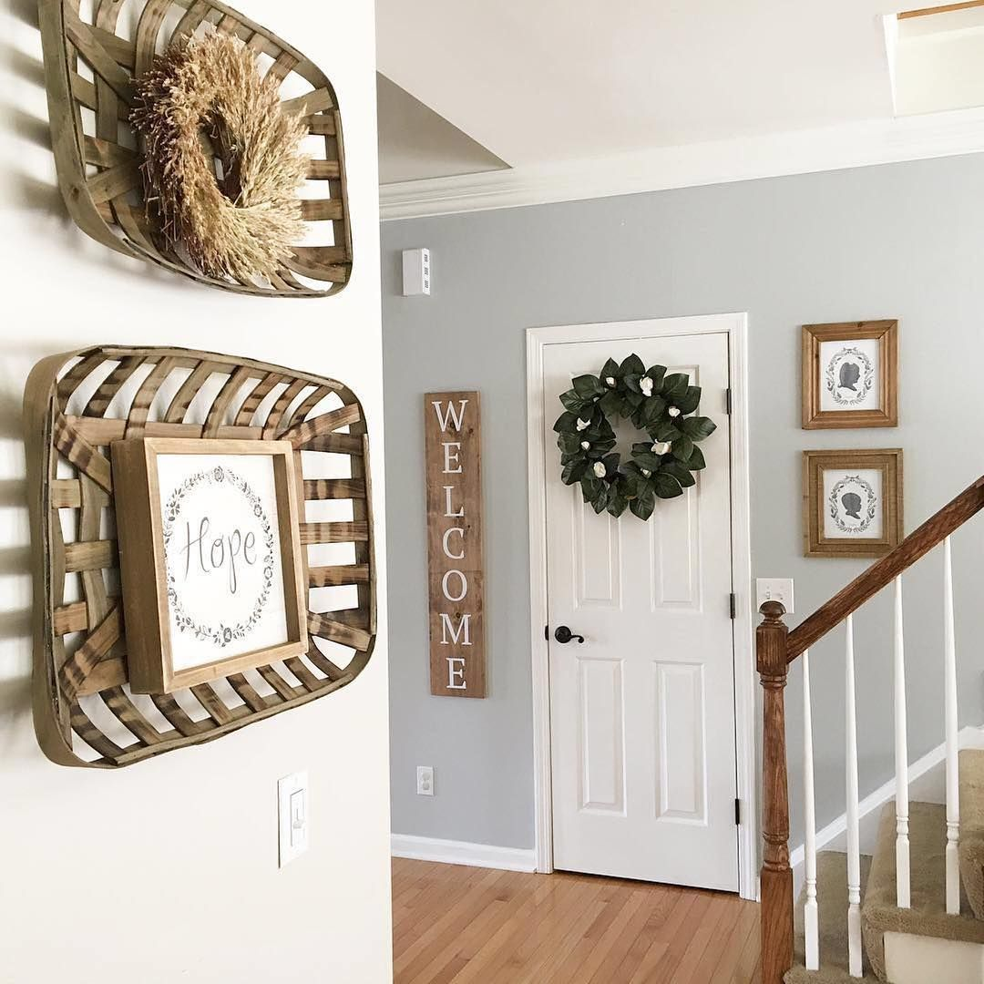 Peoniesandtwine We Adore The Way You Styled Our Tobacco Baskets