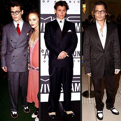 JOHNNY DEPP BOHEMIAN Known For His Vintage Taste Depp Treats Dressing Up The