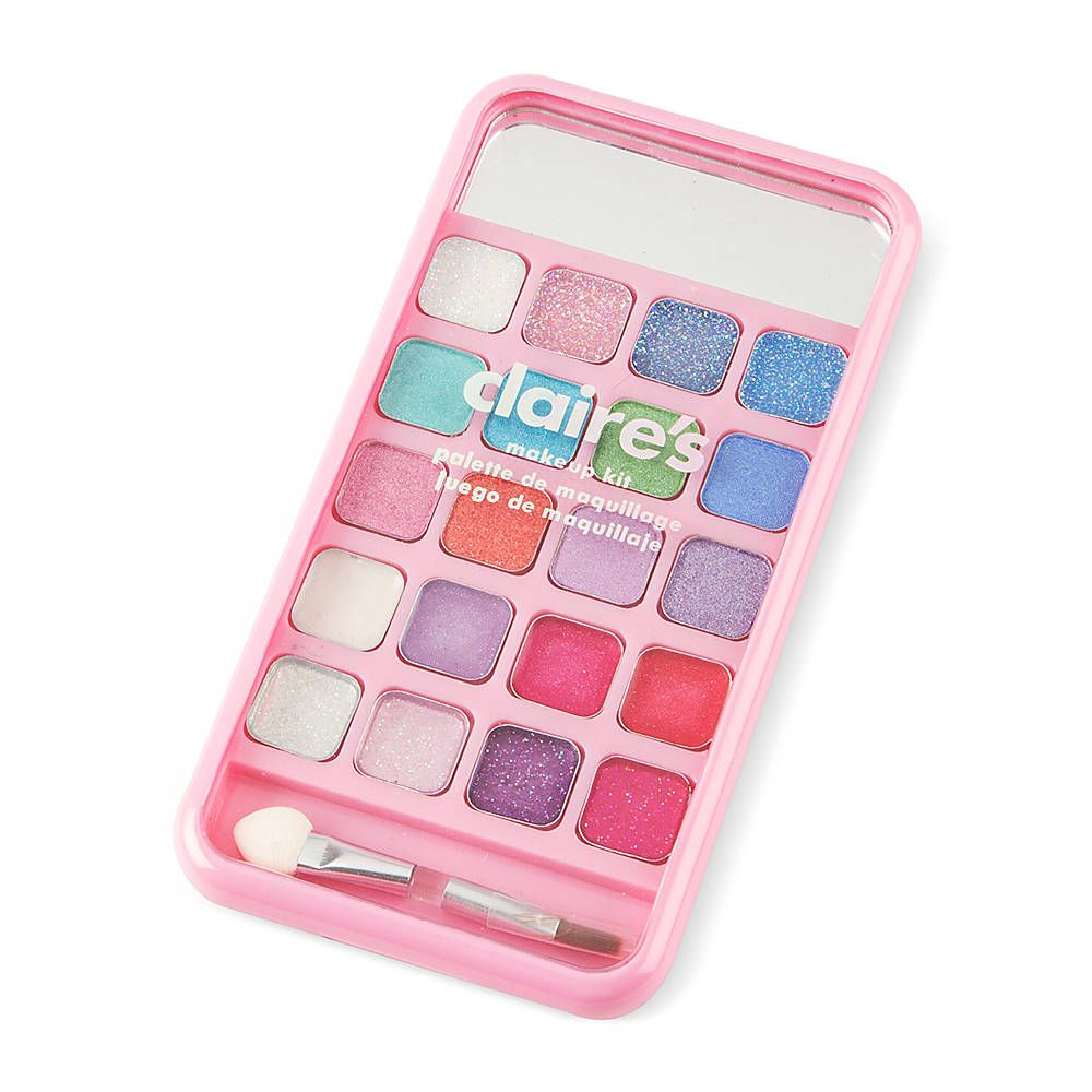 Bling Crown Smartphone Makeup Kit | Claire's | Christmas ...