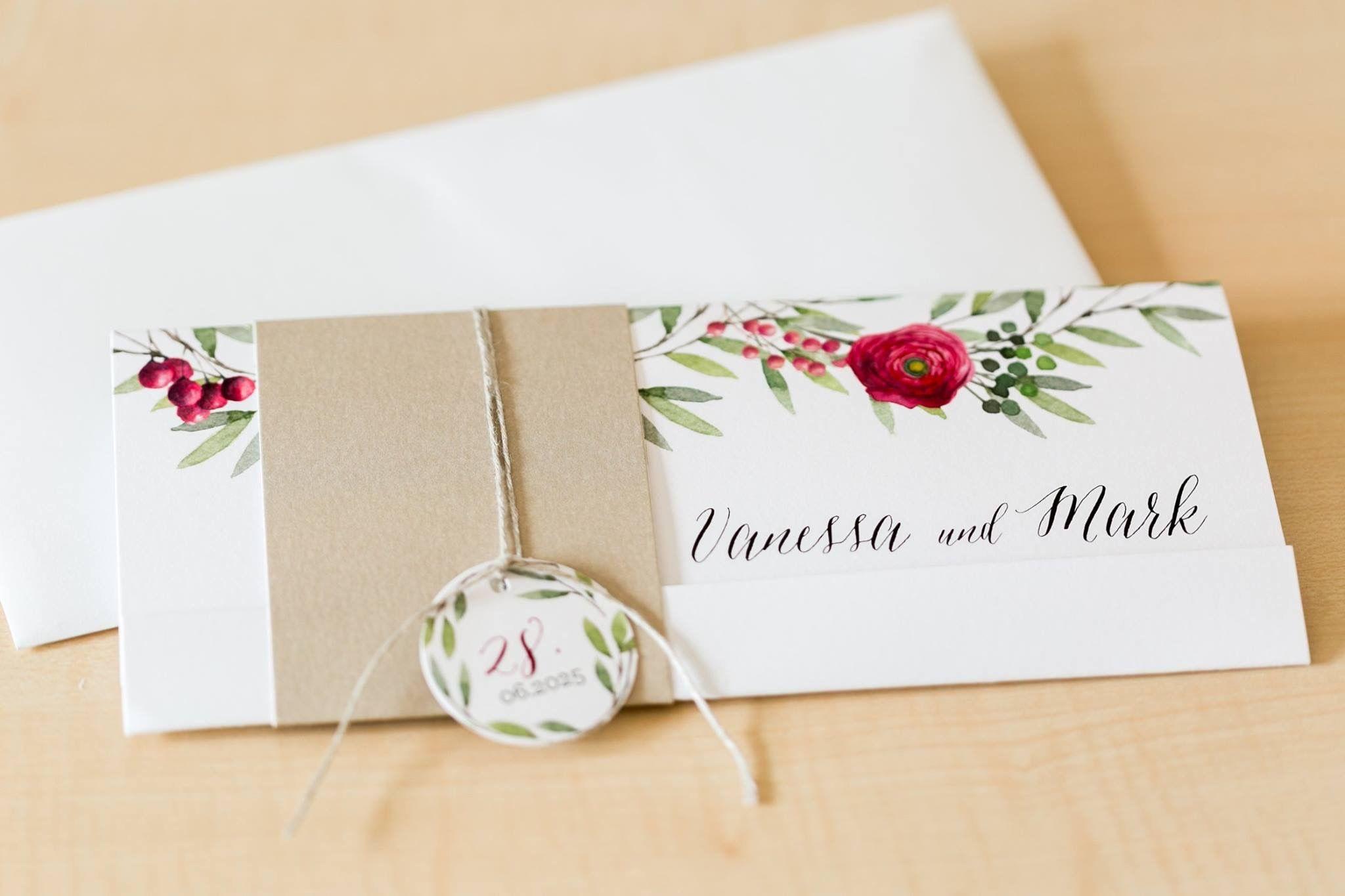 Hochzeit Einladung Papeterie Kreative Hochzeitskarten