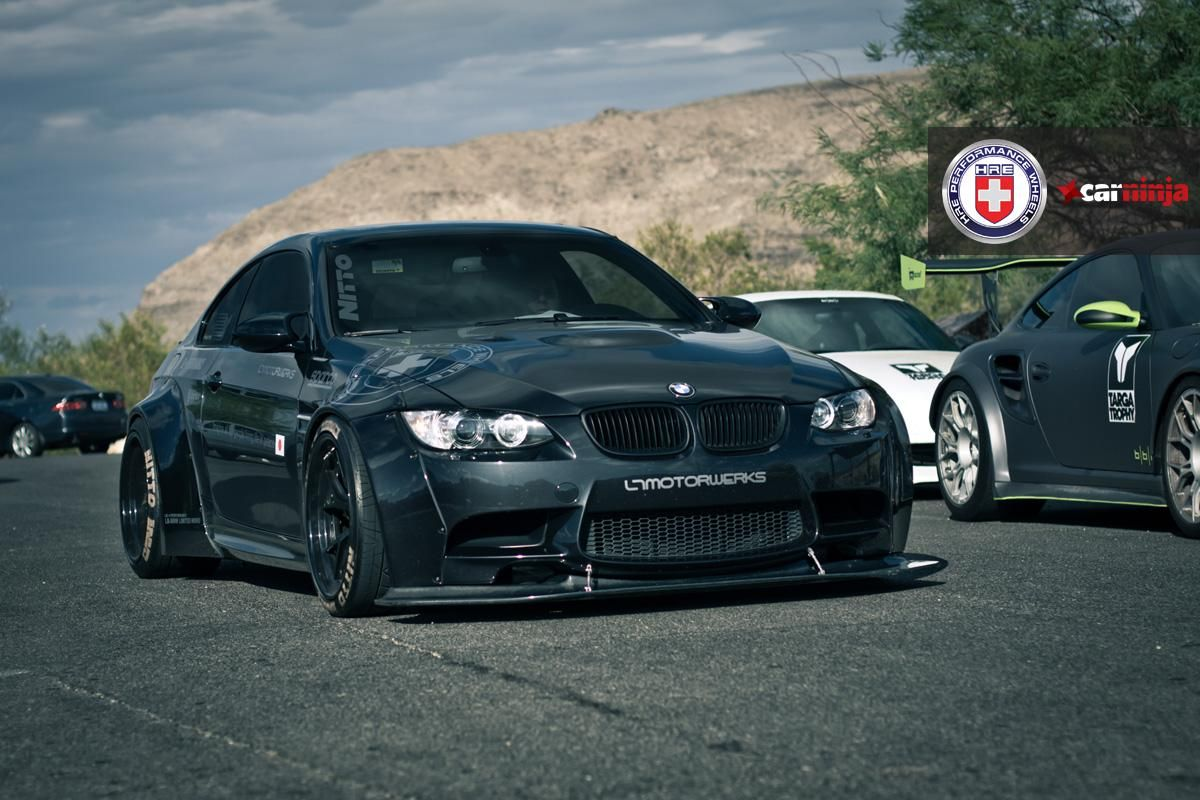 Bimmerboost Drool Worthy Liberty Walk Lb Performance Black