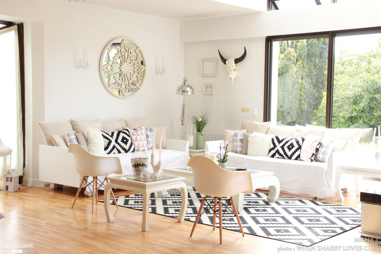nous avons la chance de disposer d 39 un salon salle manger de 100m2 tr s lumineux gr ce ses. Black Bedroom Furniture Sets. Home Design Ideas