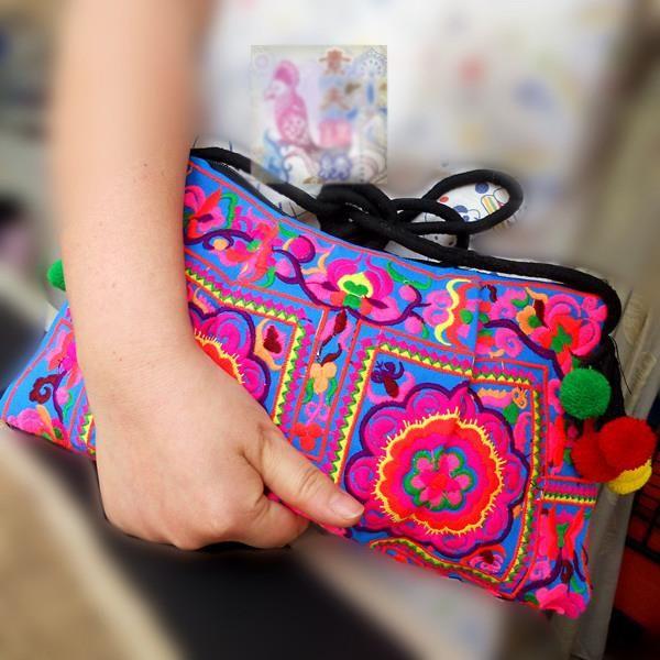 patrones de carteras de telas bordadas a mano Buscar con