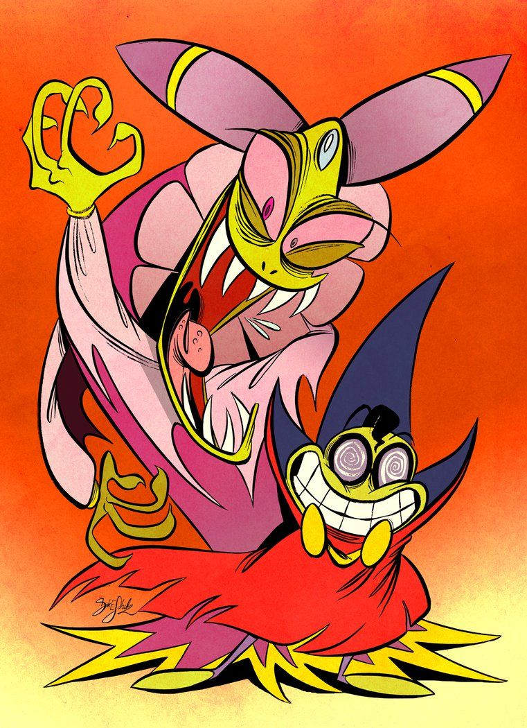cackletta and fawful by themrock on deviantart games pinterest