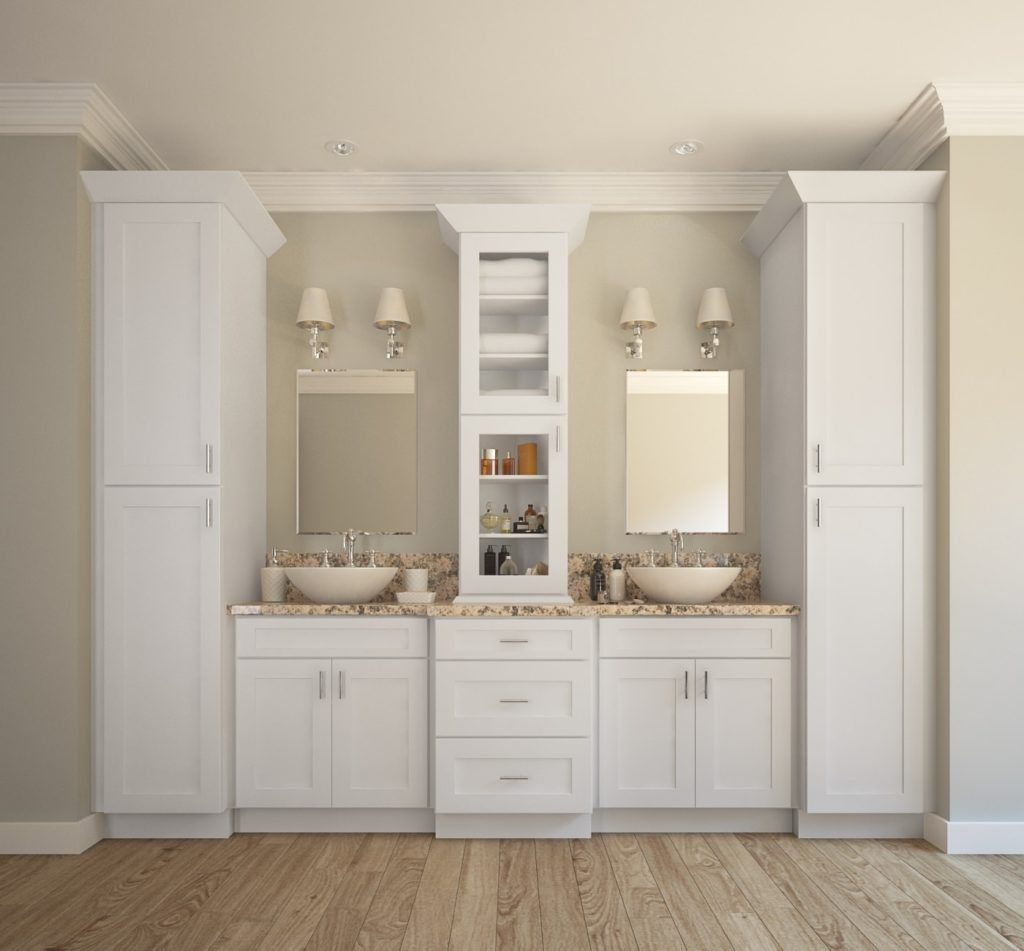 Aspen Bathroom Cabinets