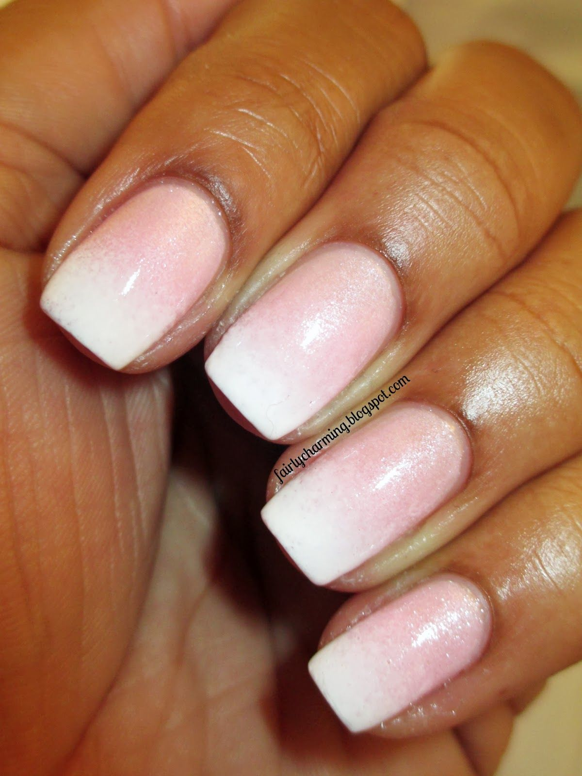 Julep Nail American | Nailed It\'s Faded French | Nailed!! :D ...