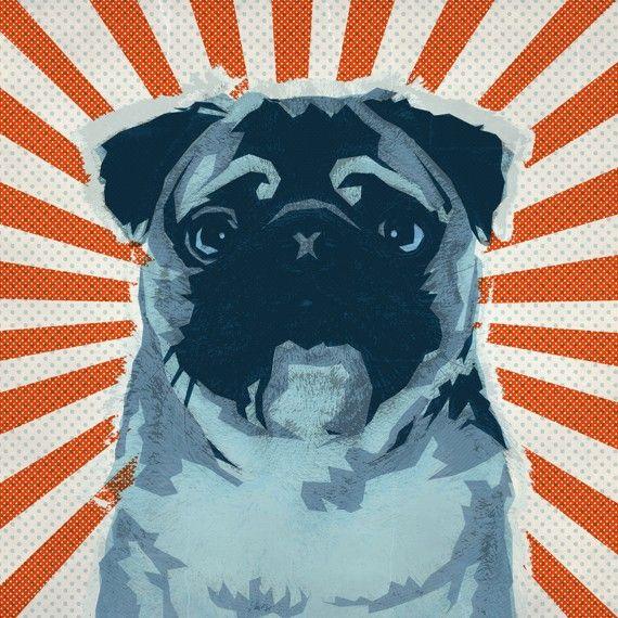 собака арт: 26 тыс изображений найдено в Яндекс.Картинках #retropop