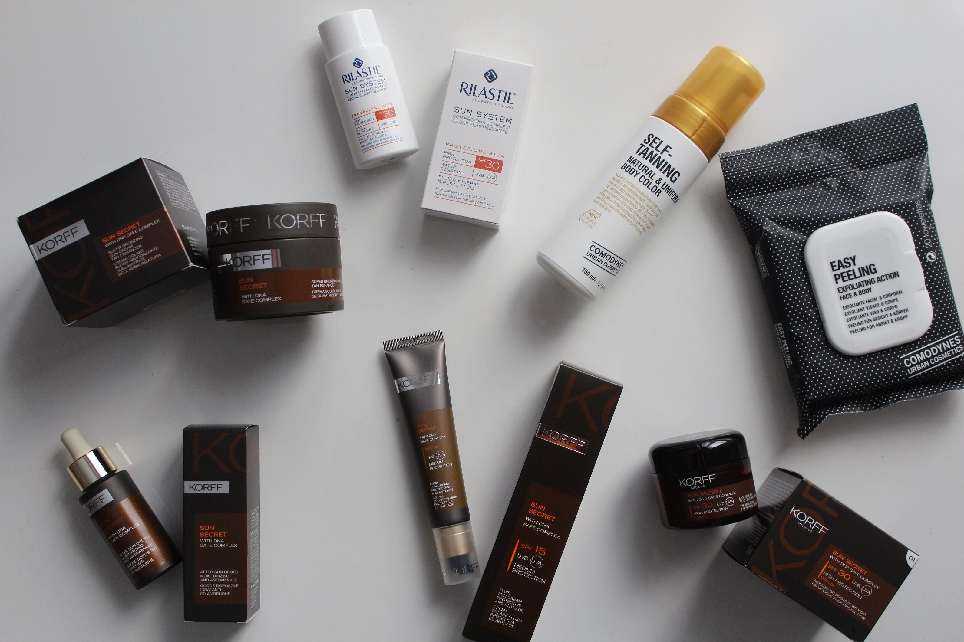 Pelle Al Sole Ecco Sette Prodotti Per Preparare Proteggere E Abbronzare