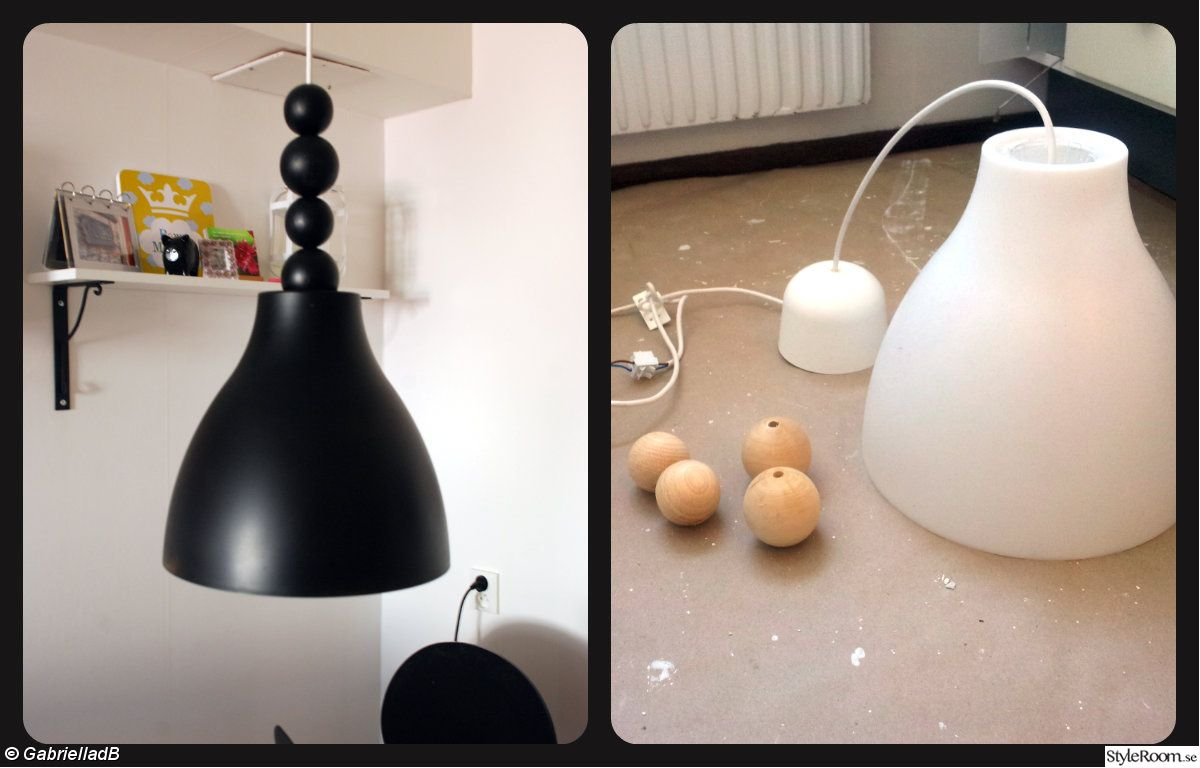 Lampa melodi ikea tr kulor svart d i y pinterest - Ikea iluminacion ninos ...