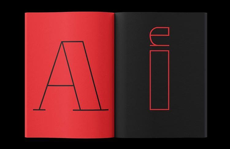 خط لاينات Lineat Typefac Arabic Font Supplies