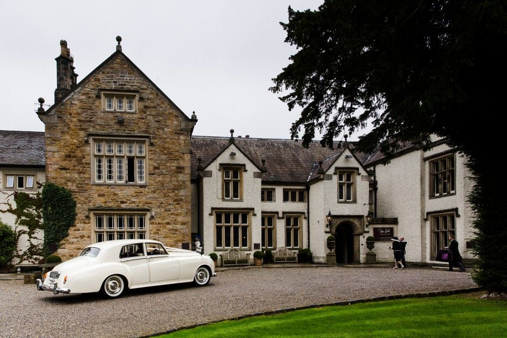 Mitton Hall Wedding Venue Lancashire