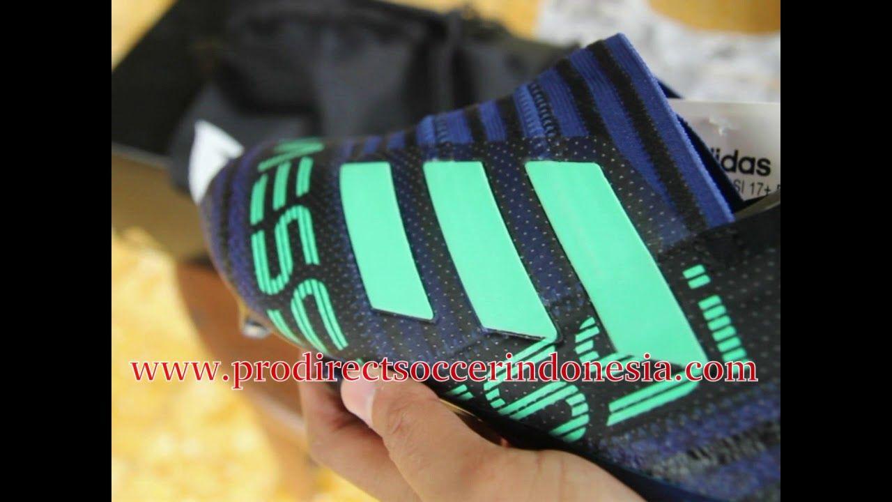 Sepatu Bola Adidas Nemeziz Messi 17 Fg Unity Ink Cm7733 Original
