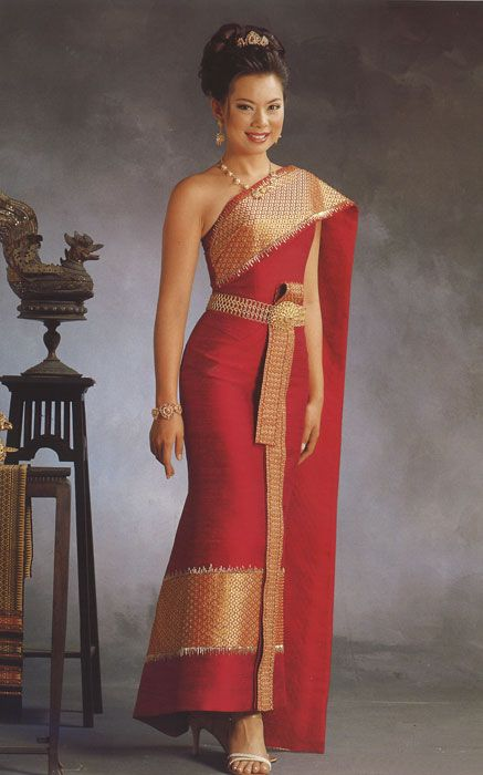 Red And Gold Wedding Dress A Favourite Repin Of Vip