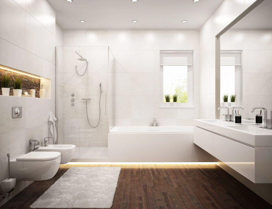 Marvelous Hochwertige Keramiken Und Edle Dielen, Eine Perfekte Kombination Für Das  Stilvolle Bad! #Badezimmer Amazing Pictures