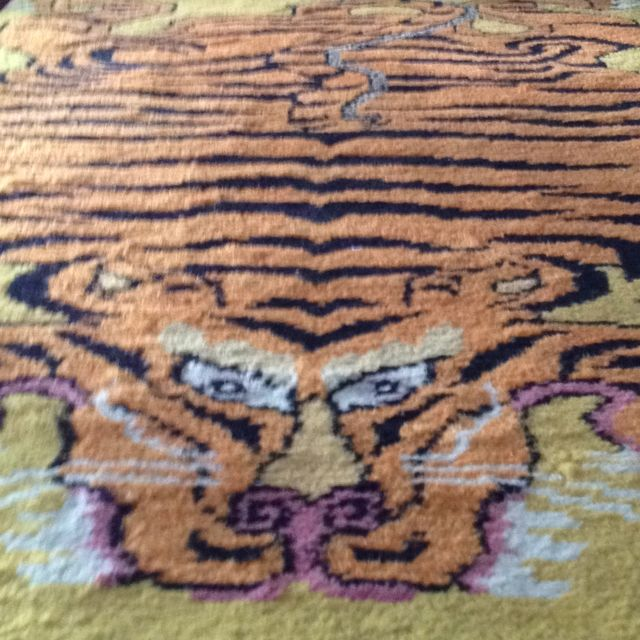 Tiger Rug, Rugs, Carpet