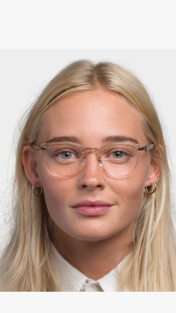 7de69870f4 Mckinley Glasses in Nude by Garrett Leight