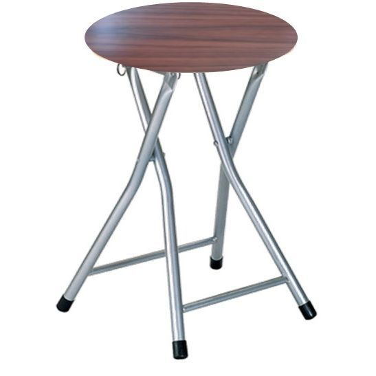 Wee's Beyond and Metal Folding Stool