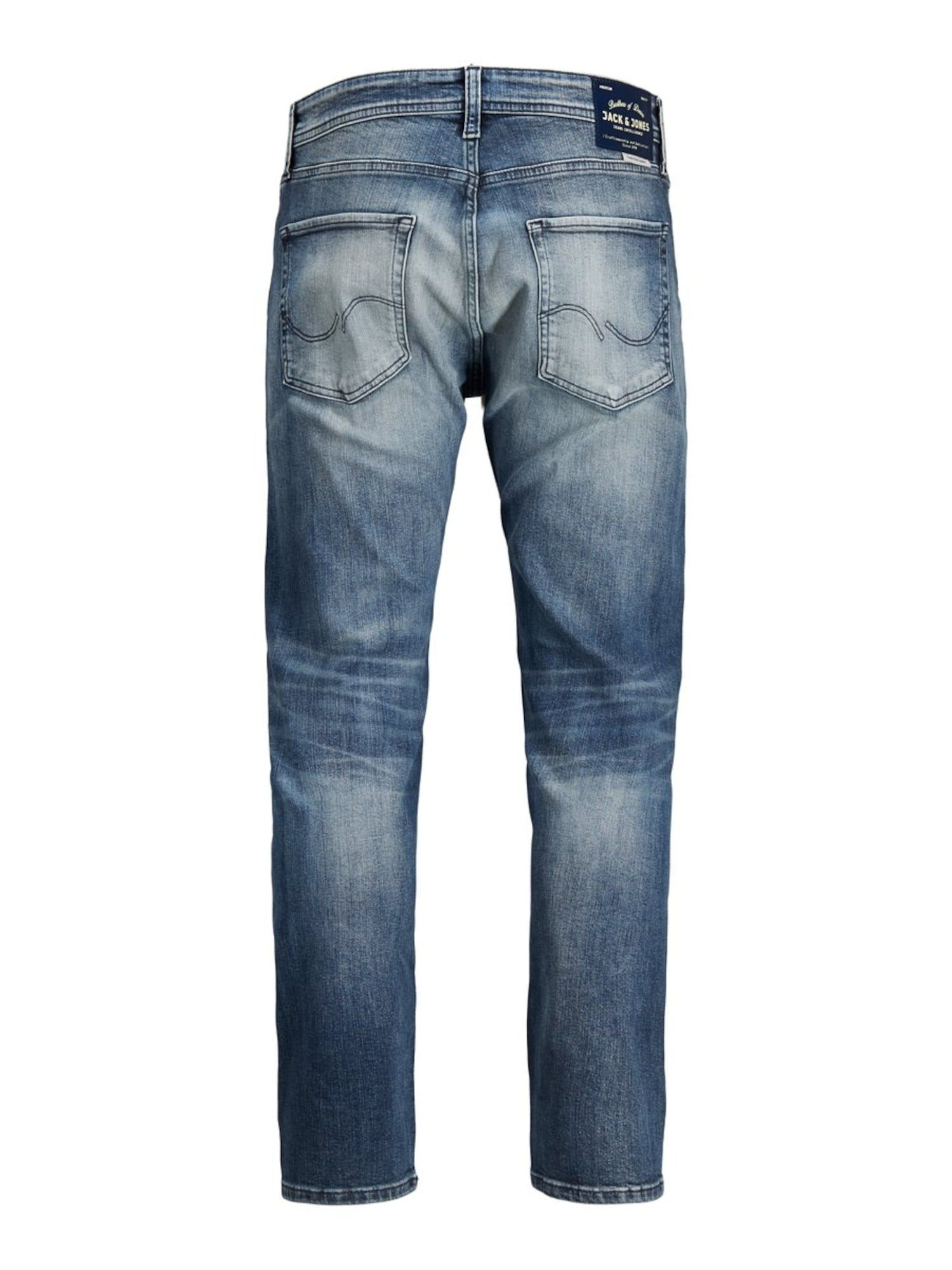 JACK & JONES Jeans in blue denim