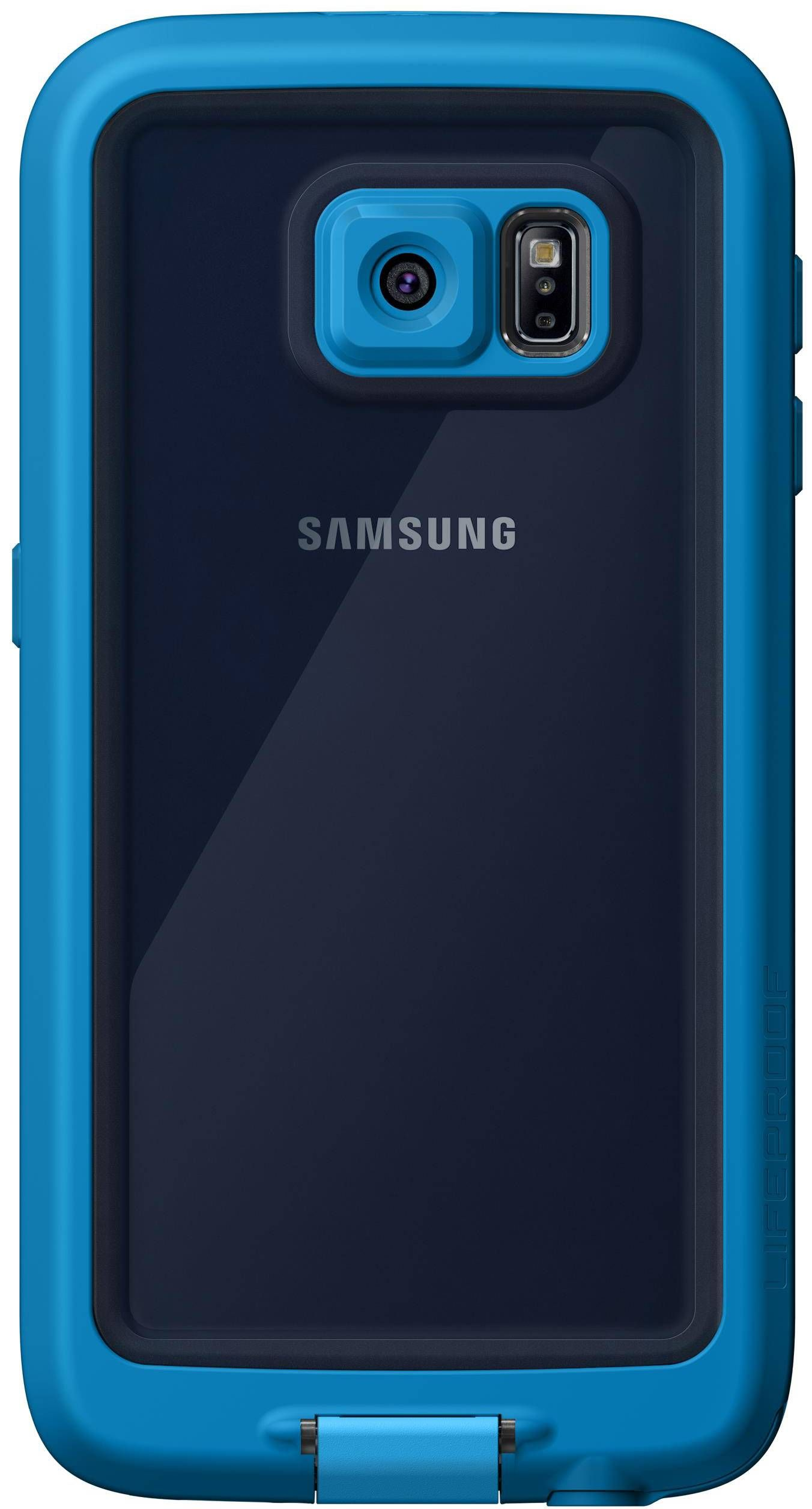 low priced bae46 14d38 LifeProof Fre Case suits Samsung Galaxy S6 - Blue - LifeProof ...
