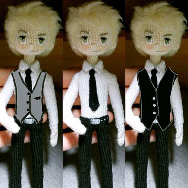 Amigurumi Doll Boy : Yulia, happy dollmaker ?? @mint.bunny ? ??? ??? ??????? ...
