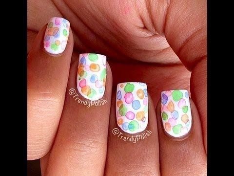 Bubble Nails Tutorial