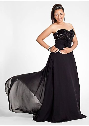 Black Prom Dresses Plus Size - Ocodea.com