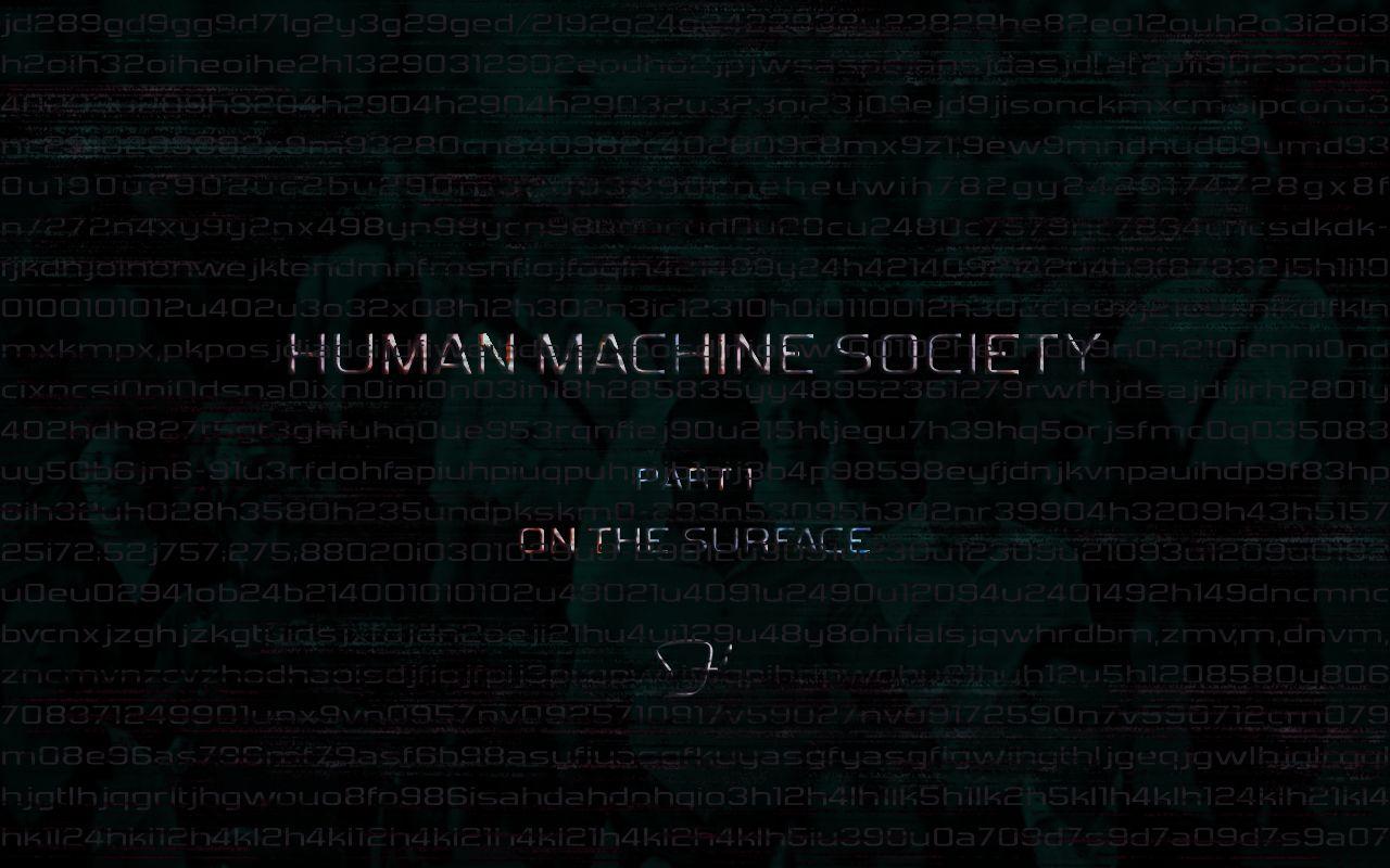 Human Machine Society