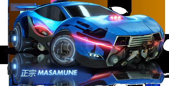 New Vehicle Masamune