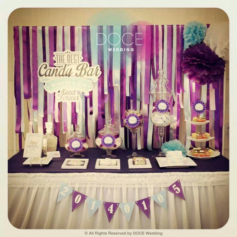 candy corner | wedding decoration | pinterest | wedding, dessert