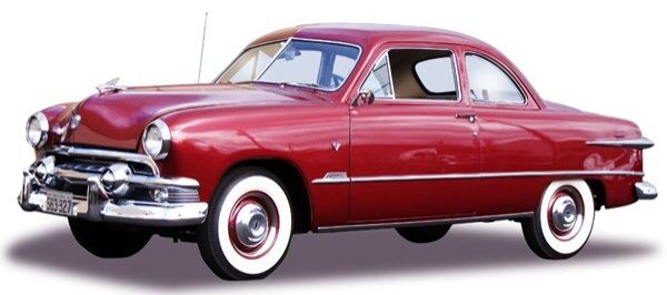 1951 Ford Custom Club Coupe...back in the day these were the most  sc 1 st  Pinterest & 1951 Ford Custom Club Coupe...back in the day these were the most ... markmcfarlin.com