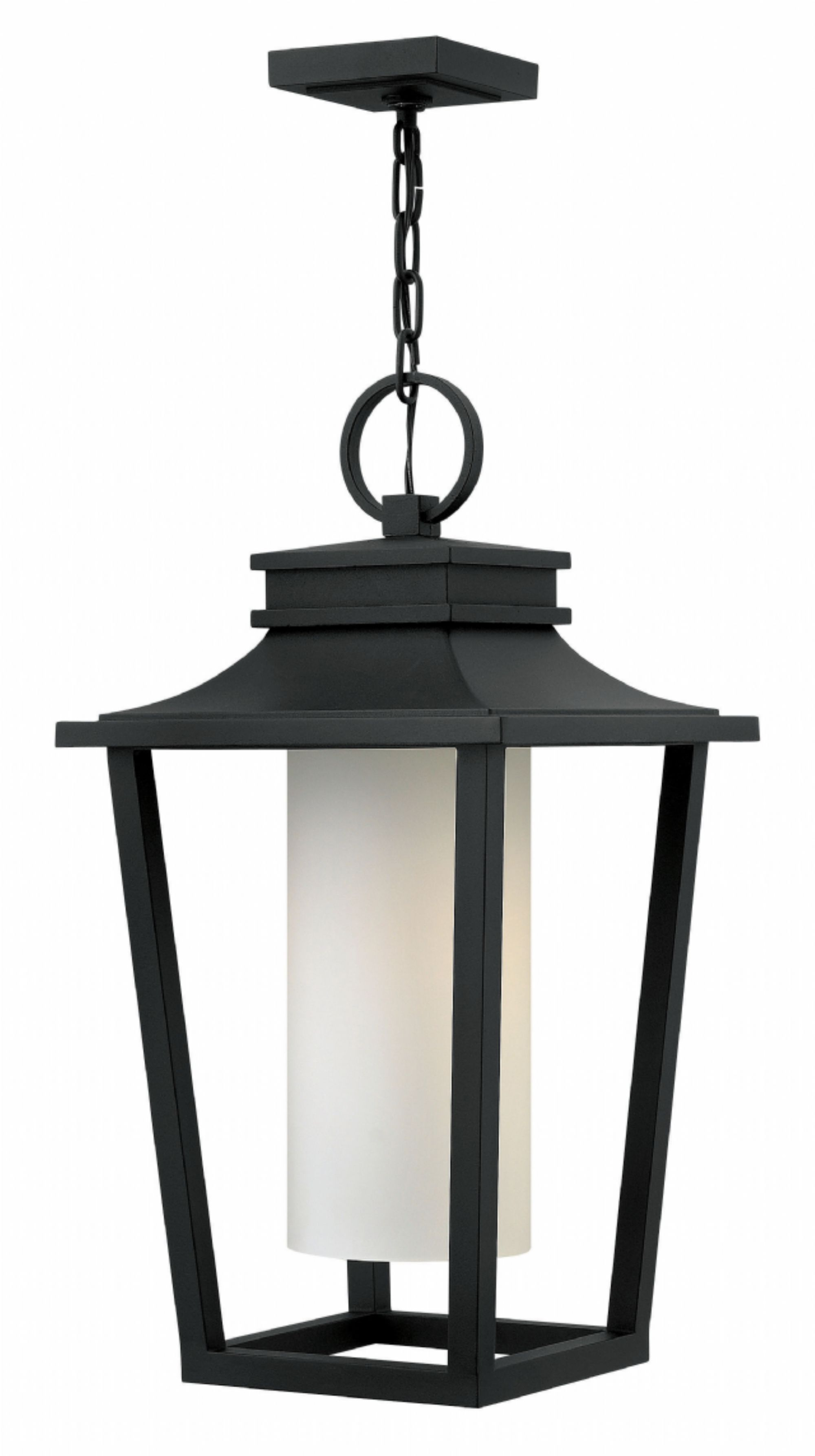 Hinkley Lighting Carries Many Black Sullivan Exterior Ceiling