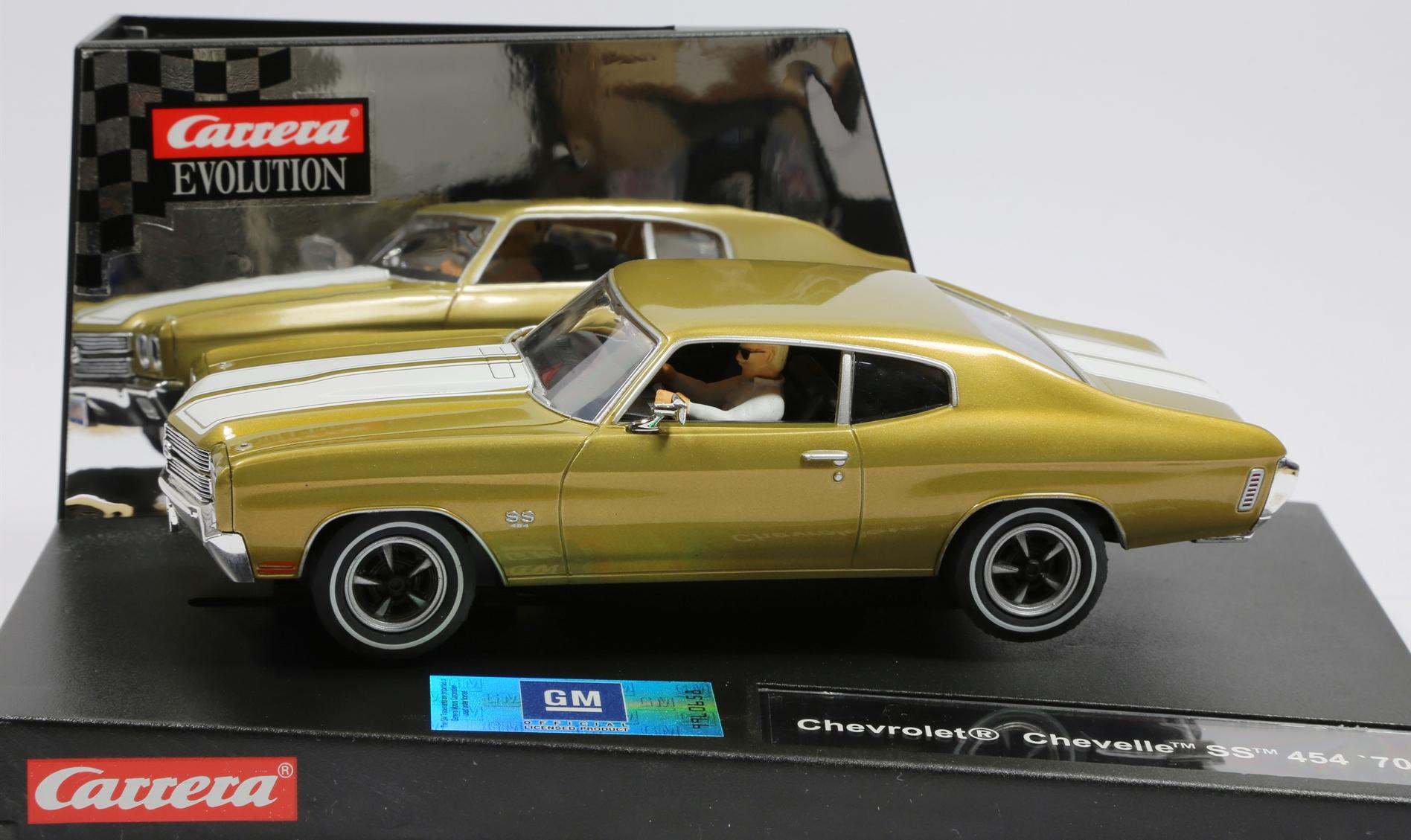 Chevrolette Chevelle SS 454 '70 19.99€