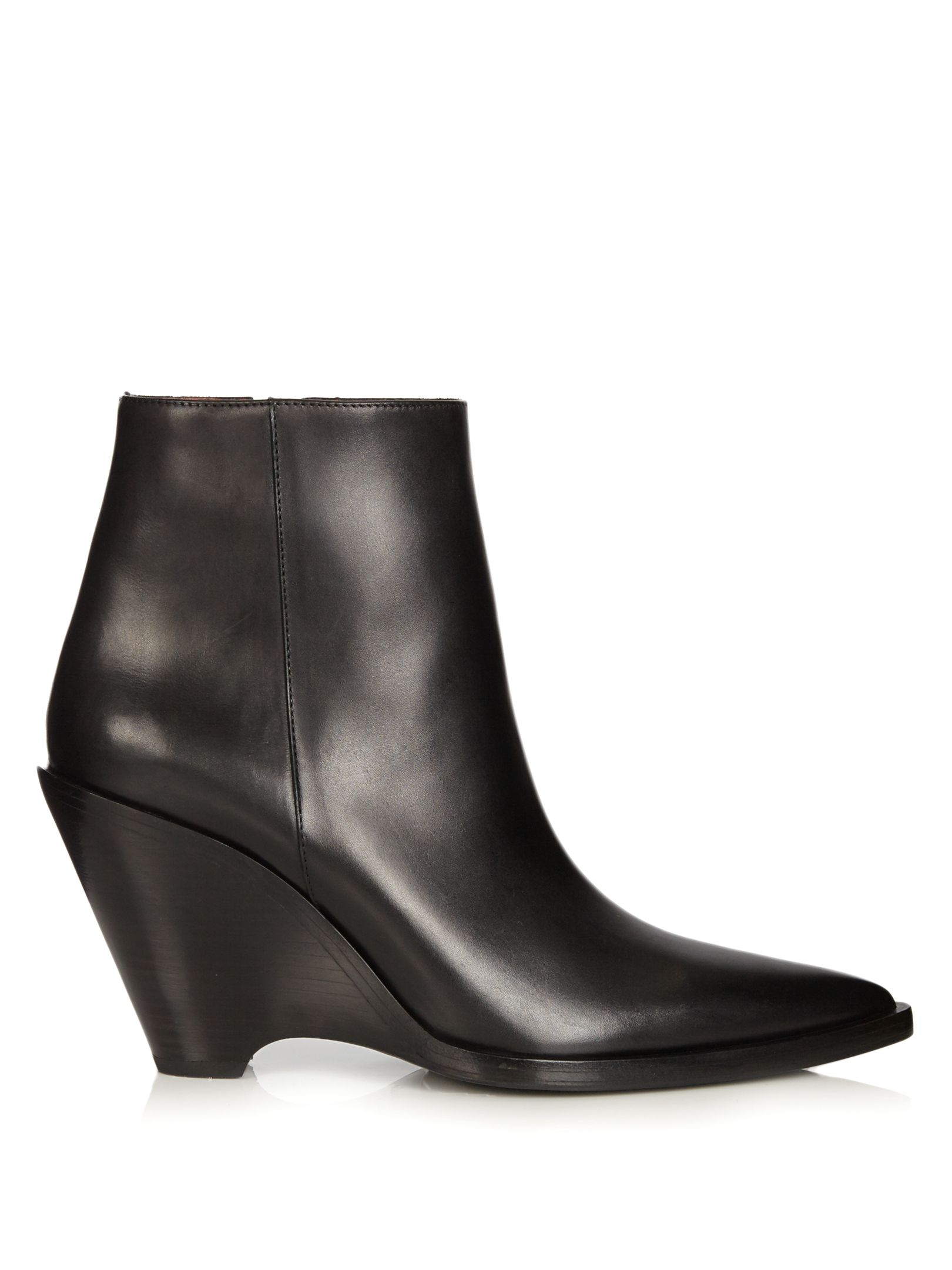 c1736503462 Caroline leather ankle boots | Acne Studios | MATCHESFASHION.COM US ...