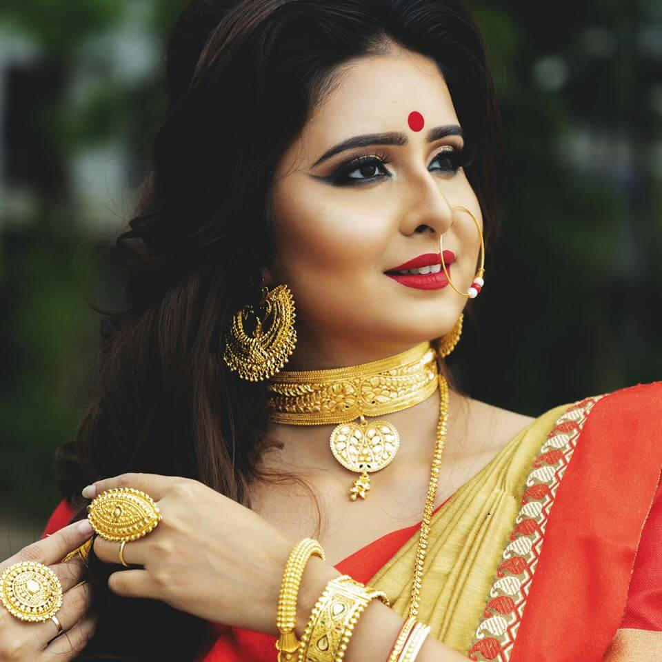 Sharmi's Bridal Art, Top Notch Bridal Makeup Artist In Kolkata