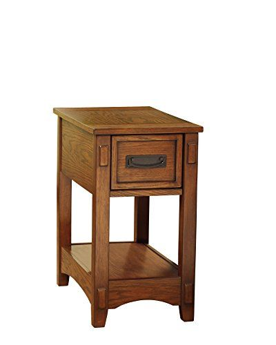 Ashley Furniture Signature Design Breegin Chairside End Https Www Amazon Com Dp B006oicfbe Ref Chair Side Table End Tables With Storage Ashley Furniture