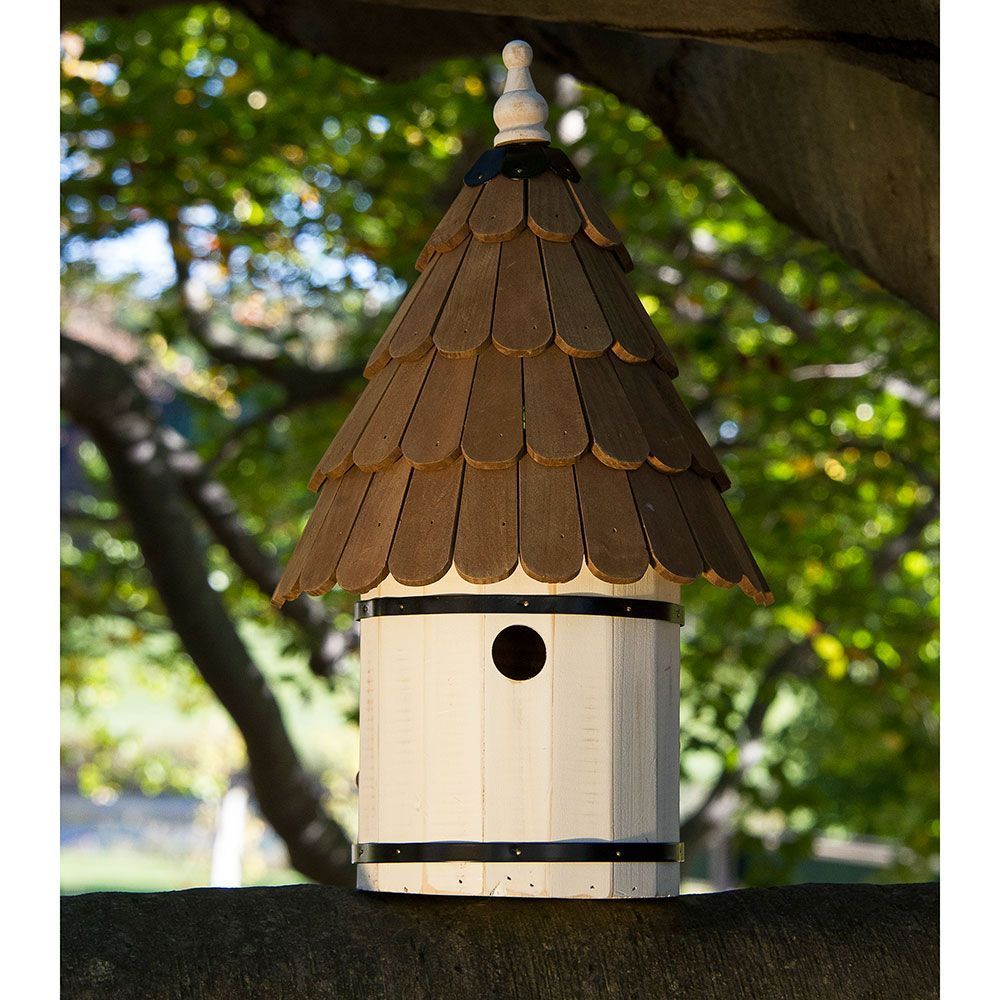10 Blissful Birdhouses To Attract Birds That Serenade Cozy