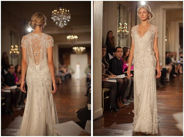 Jenny Packham Azalea This Back Is Breathtaking
