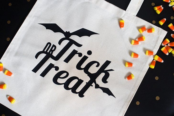 Pin for Later: DIY Your Halloween Trick-or-Treat Bags This Year