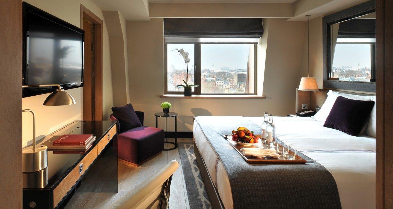 Luxury Hotel in Belgravia Belgraves Thompson Hotels