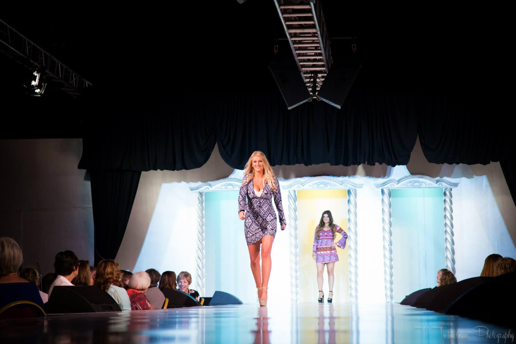 Madonna fashion show san luis obispo - Phyllis Madonna S Women S Shelter Fashion Show 2015