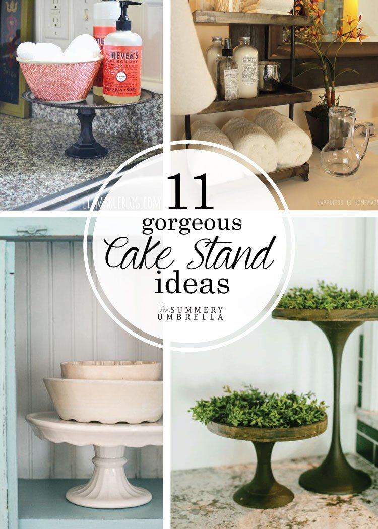 11 Gorgeous Cake Stand Ideas That Ll Keep You Inspired Cake