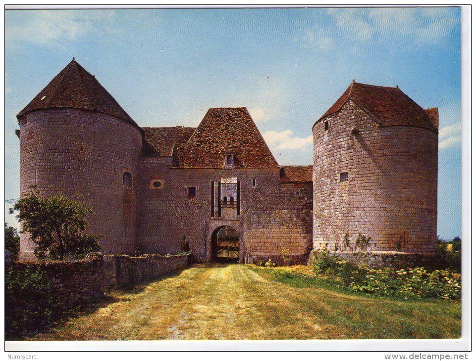 Donzy Le Chateau Feodal De La Motte Josserand Artikelnummer 235867109