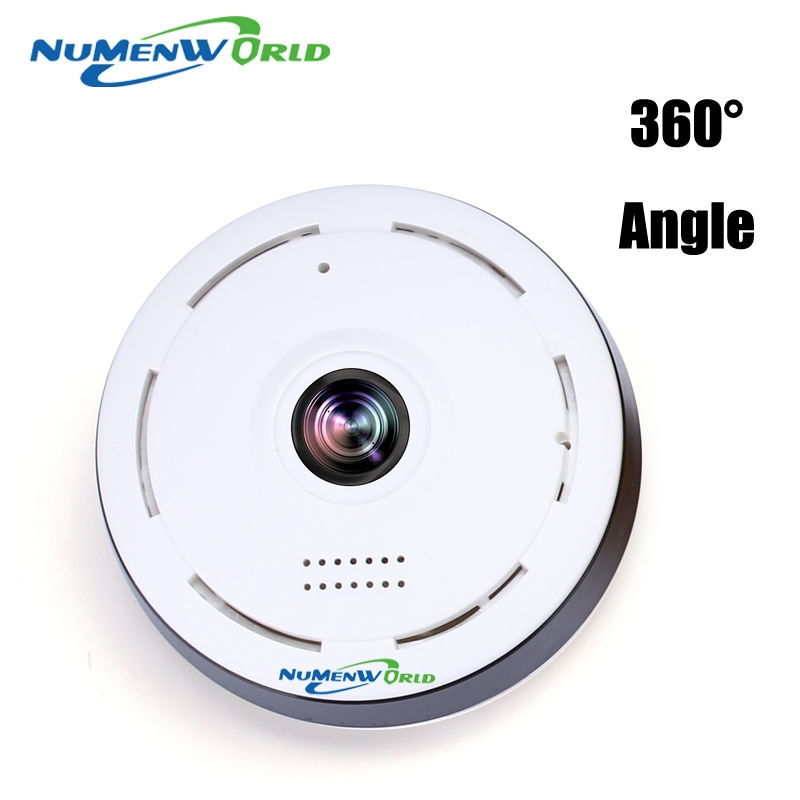 36.53$  Watch here - 360 Degree smart panoramin IPC Wireless IP Fisheye Camera Support Two Way Audio P2P 960P HD wifi camera   #buychinaproducts