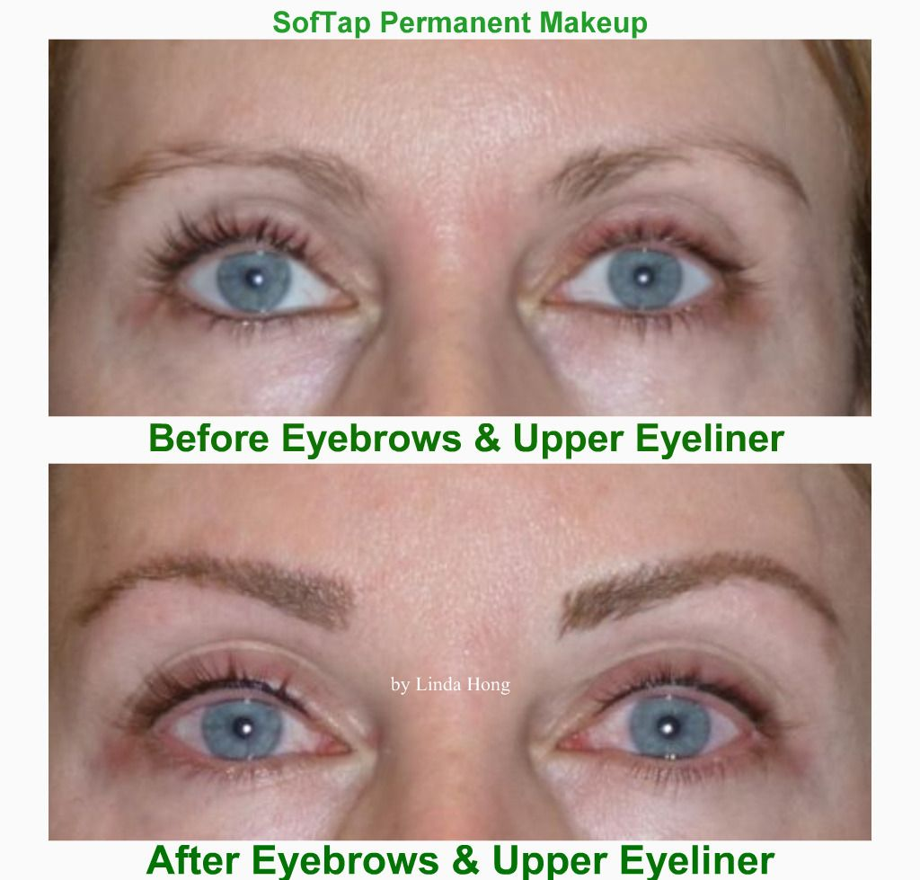 lee 39 s after permanent makeup eyebrows form a beautiful. Black Bedroom Furniture Sets. Home Design Ideas