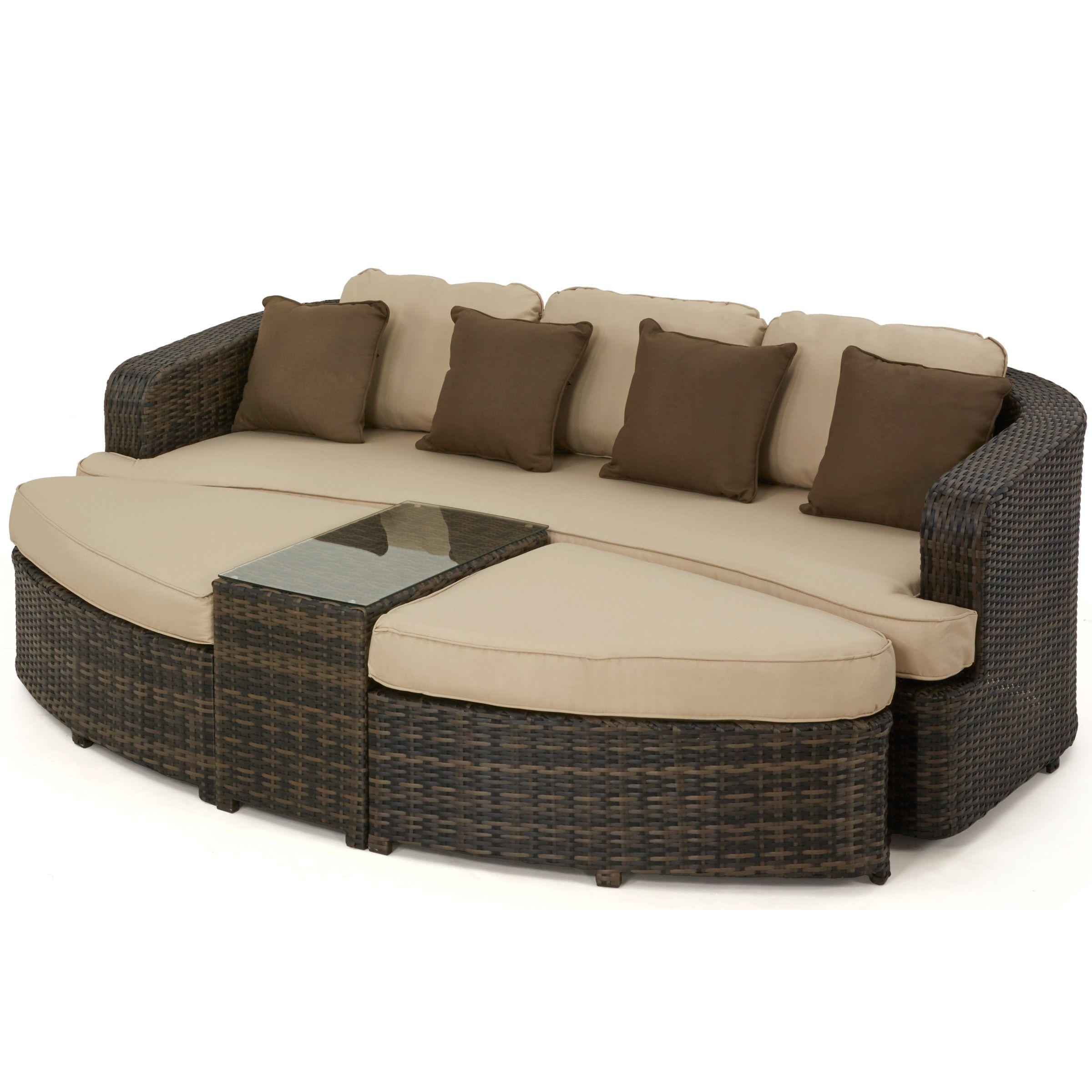Berg 9 Seater Rattan Sofa Set | Patio furniture for sale ...