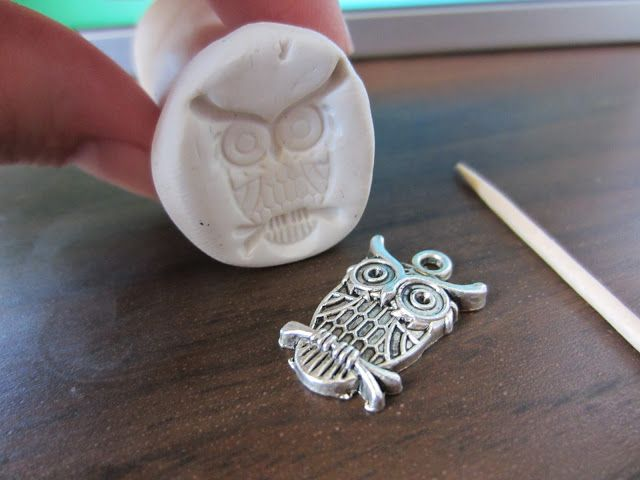 Craft Phesine How To Make A Wax Seal Stamp From Sculpey Clay