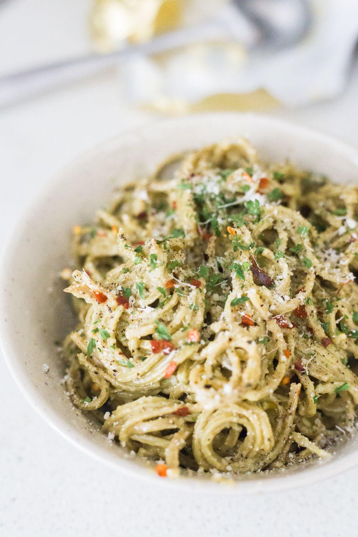 Low Carb Edamame Spaghetti Recipe Spaghetti Recipes Edamame