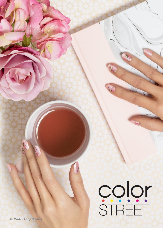 Color Street Digital Catalog | Nail polish strips, Amazing nails and ...