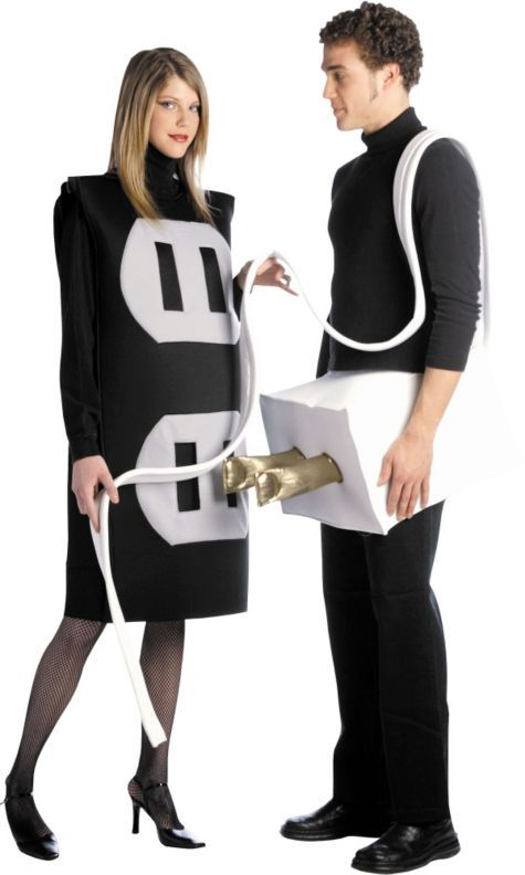 1000+ images about Couples Halloween costumes on Pinterest