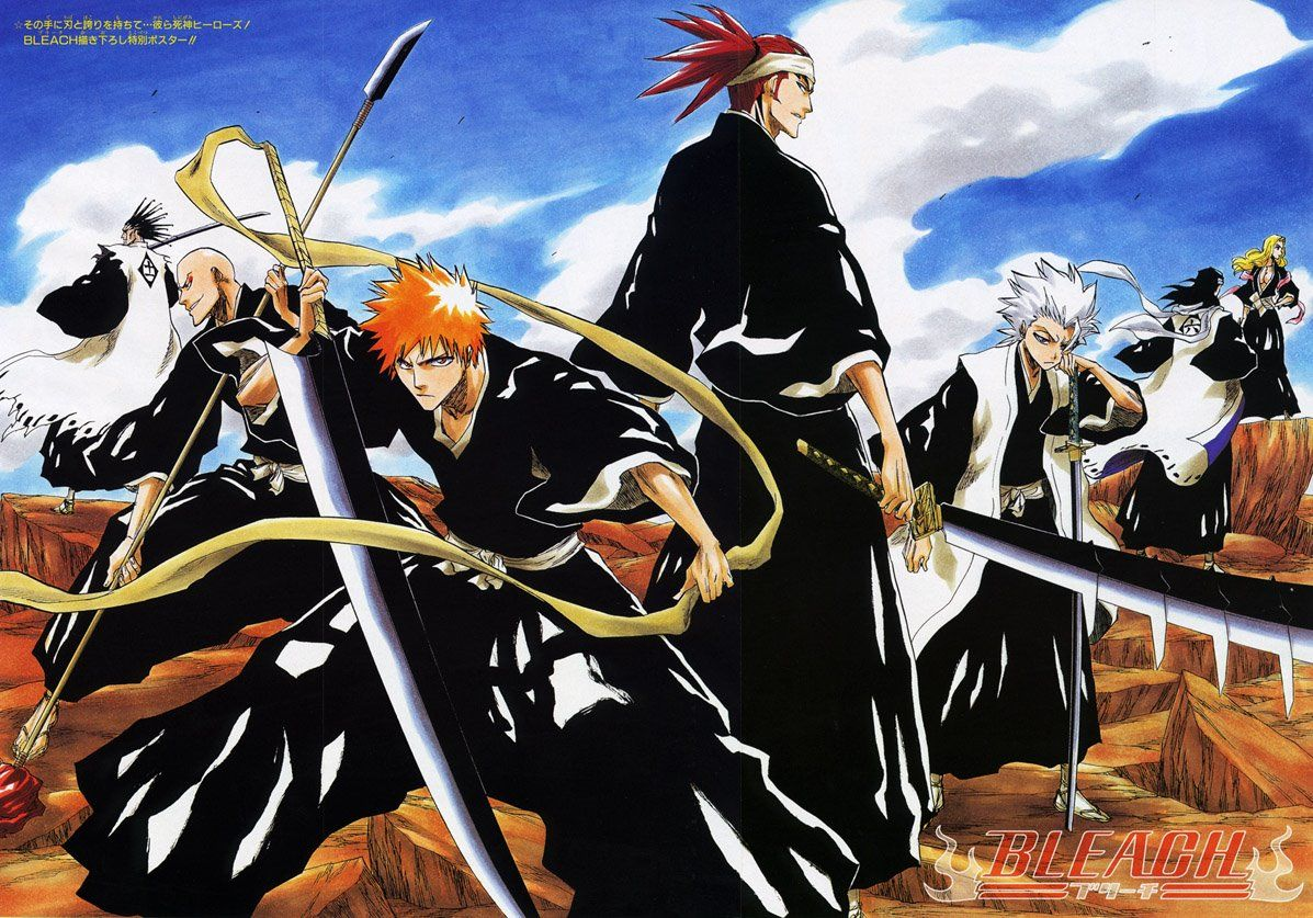 nice bleach anime wallpaper (47) | bleach - anime | pinterest